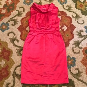 SOLD* Lilly Pulitzer cotton satin dress